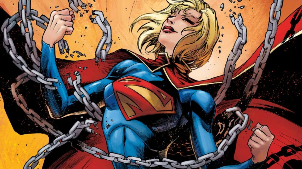 supergirl - one of the most powerful DC character