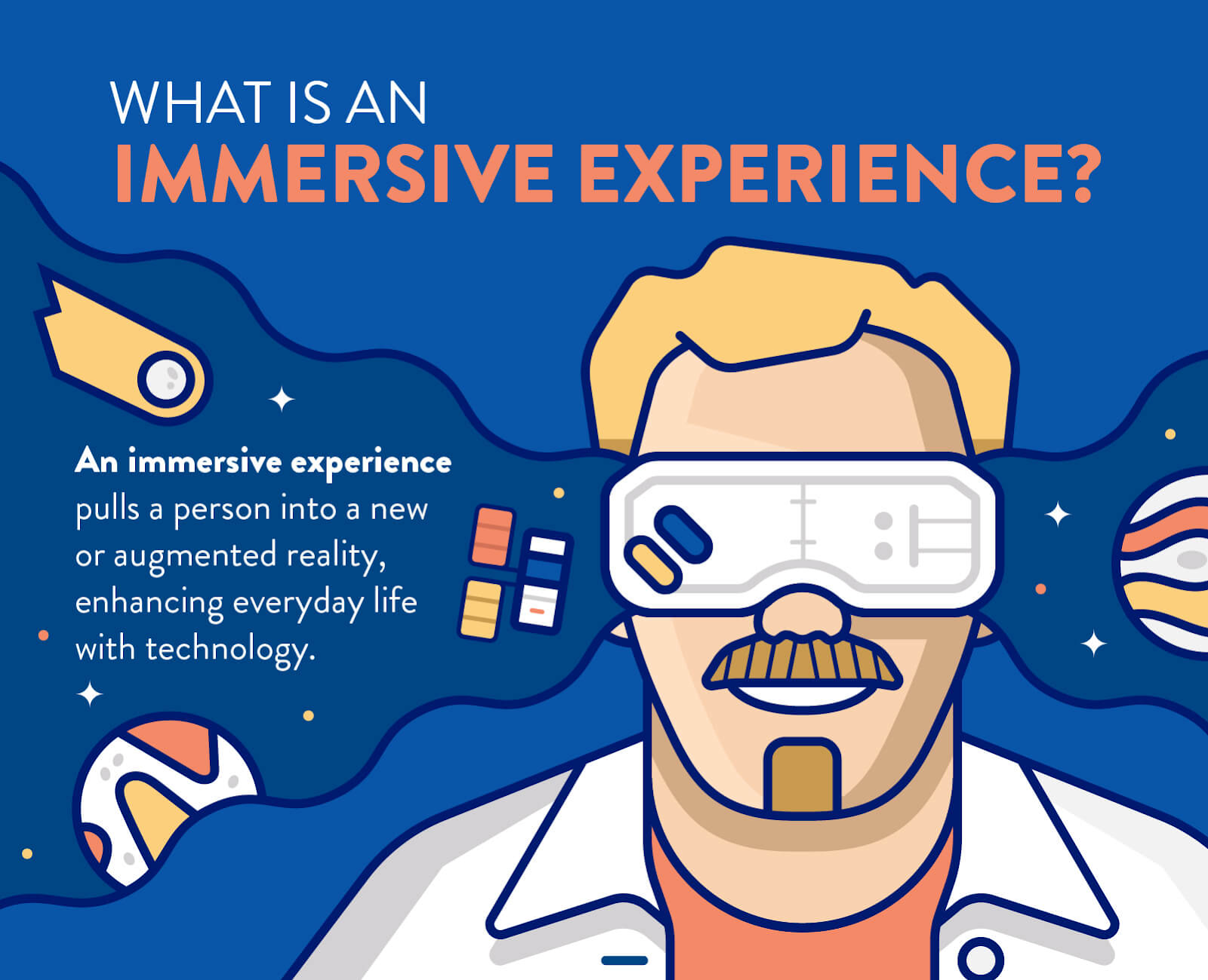 Enhanced Person Experiences ( Immersive Experience )