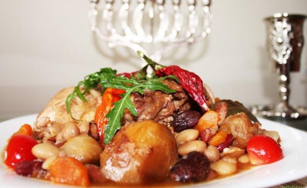 Еврейская кухня рецепты с фото