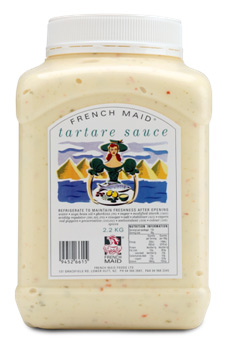 picture of french maid tartare sauce