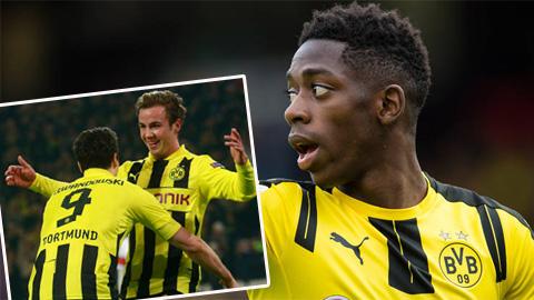 Trong 4 năm qua những ngôi sao rời bỏ Dortmund