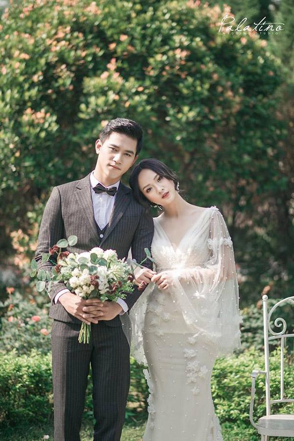 chụp ảnh cưới phim trường rose valley