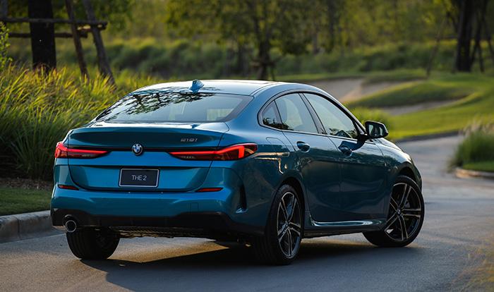 ภายนอก BMW 218i Gran Coupé M Sport 2020