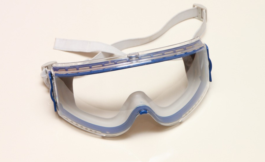 Proper Eyes Safety with Safety Glasses 2