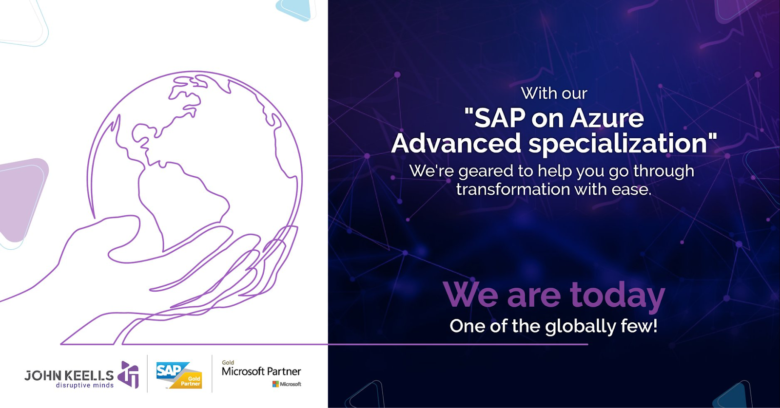 John Keells IT Obtains SAP on Azure Advanced Specialization To Further Empower Organizations 1