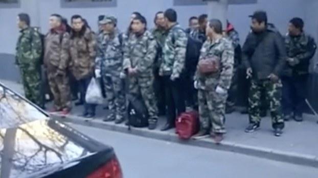 中国老兵观察员:老兵维权被打 战友聚集向当局讨说法
