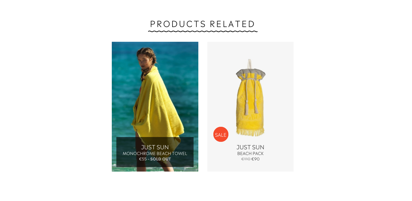 best product detail page examples sun of a beahc