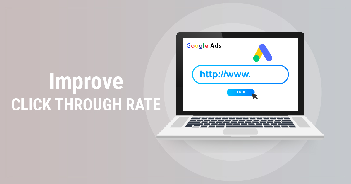 Through Rate in Google Adwords