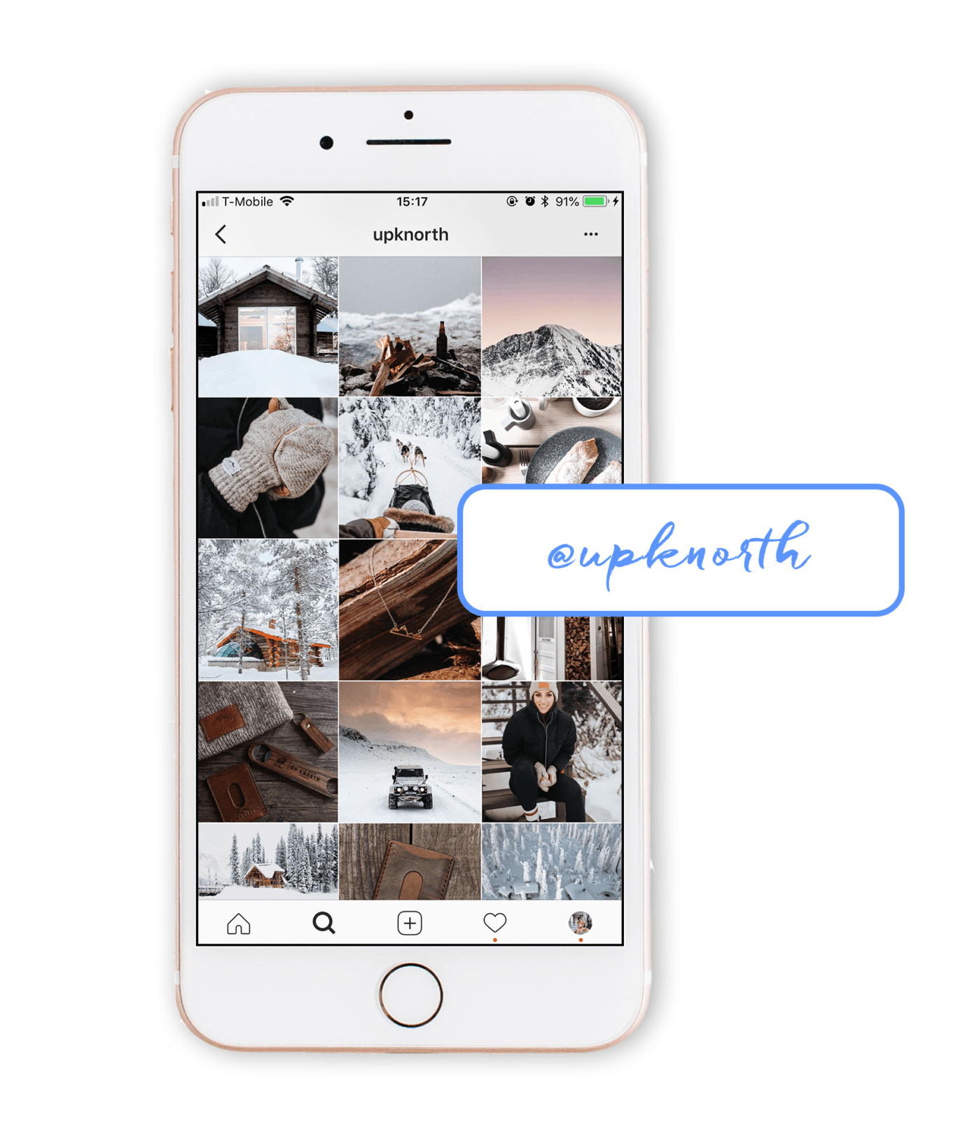 rustic and rural instagram theme