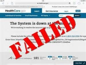 MEDICAL SYSTEM FAIL