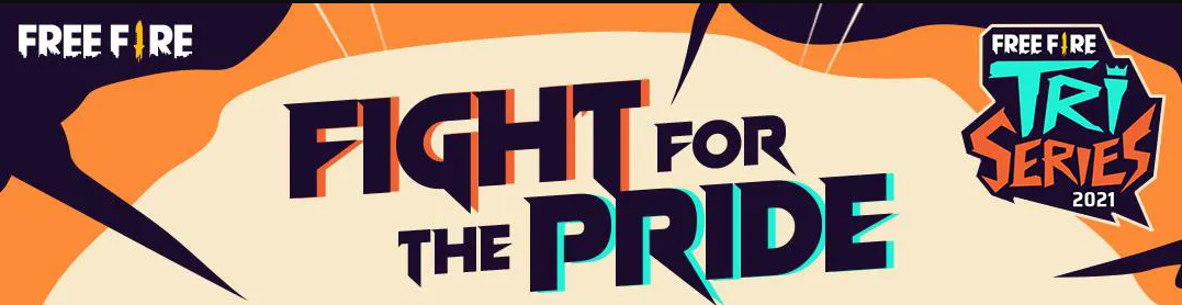 """""""Fight for the Pride"""" is the slogan for the upcoming Free Fire Tri-Series Tournament"""