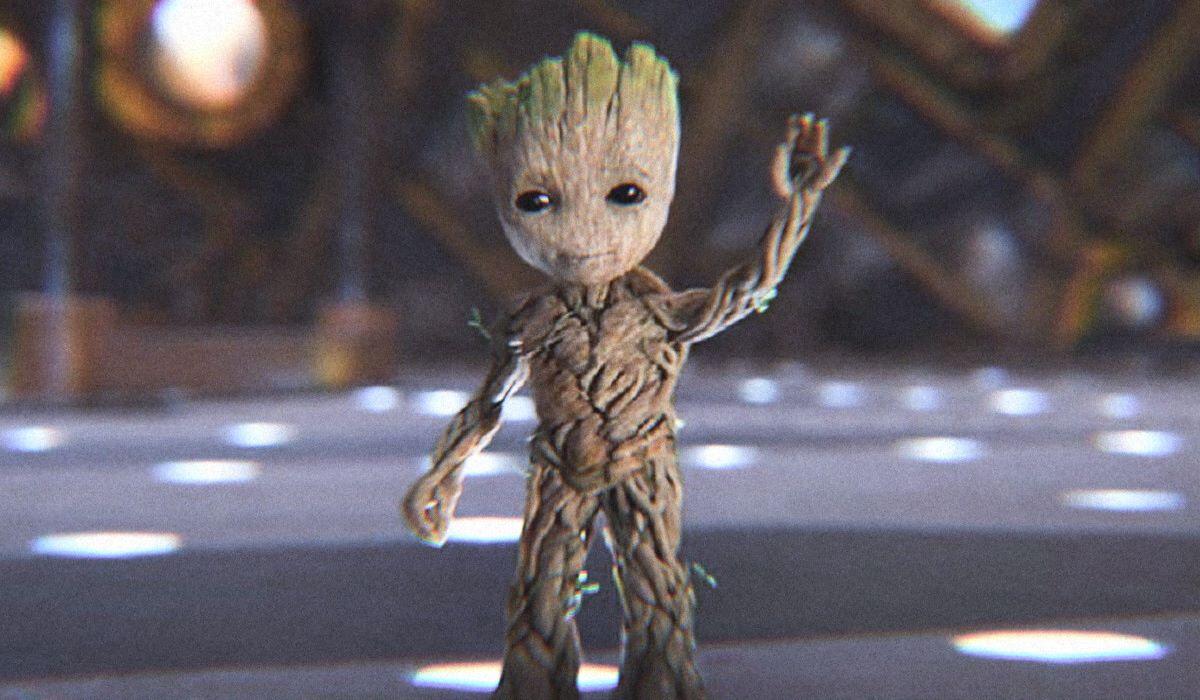 Groot the series