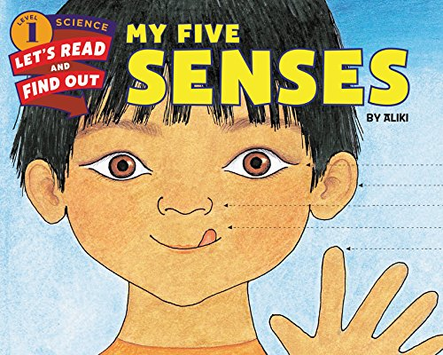Let's read and find out: My five senses