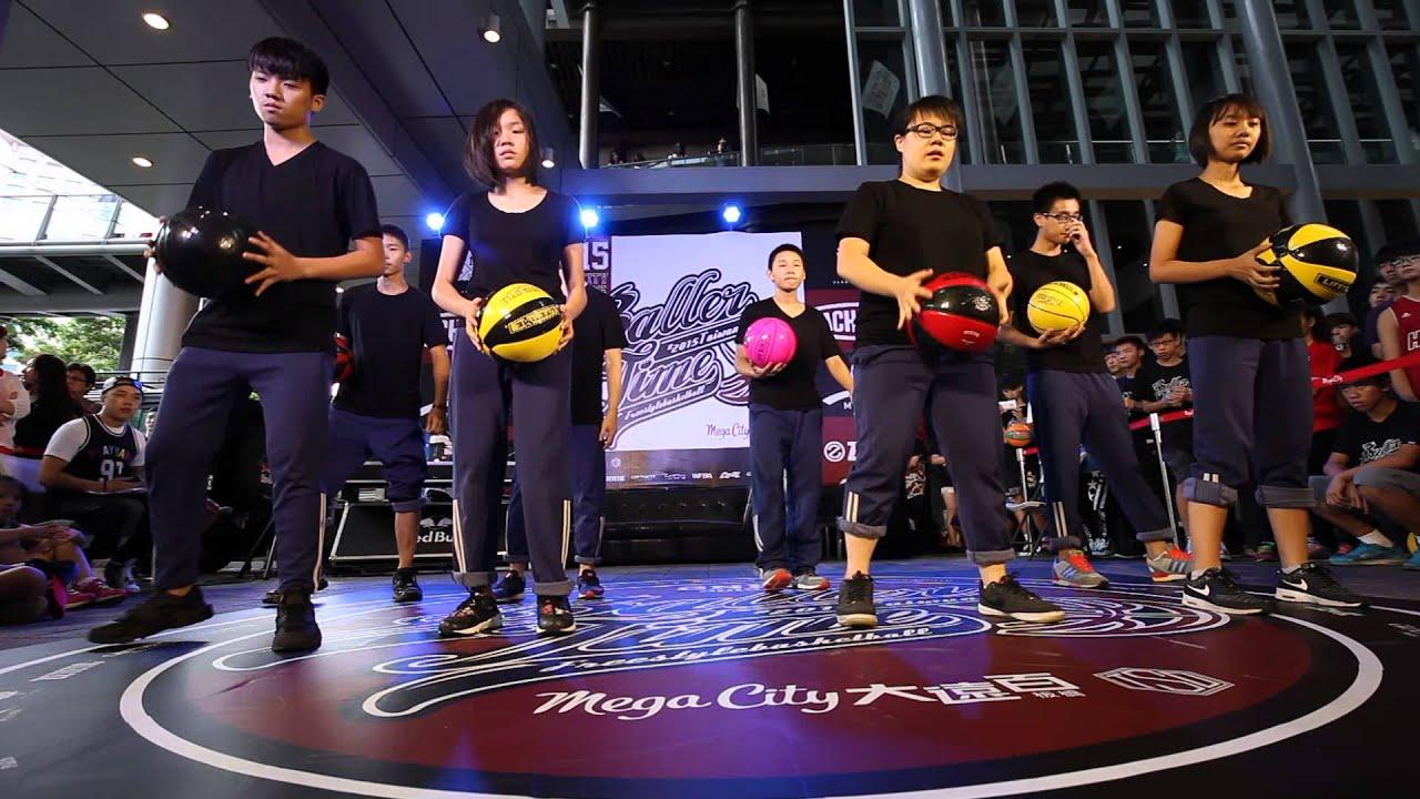 2015 BallerTime - 南山花式籃球(Nanshan Ballers) #25 Team Battle (Freestyle  Basketball Battle) - YouTube