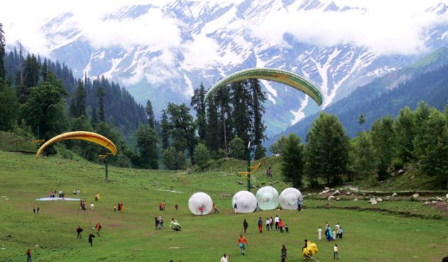 Things to do in Solang Valley