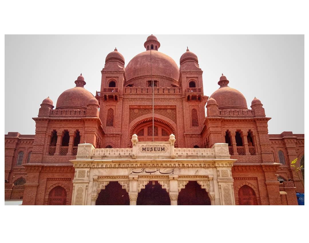 British Era Lahore Museum